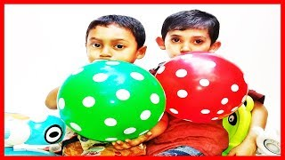►Learn Color With Balloons And Finger Family Song for Kids | Learning Colors for Children King # 9