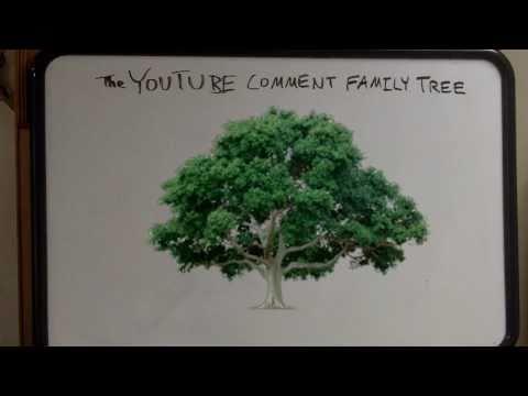 The Youtube Family Tree