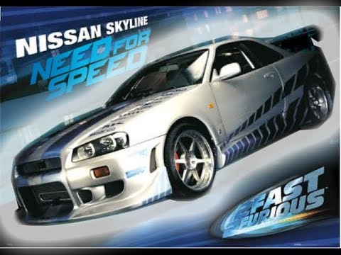 download lagu Need For Speed 2015  Nissan Skyline 2f2f  gratis