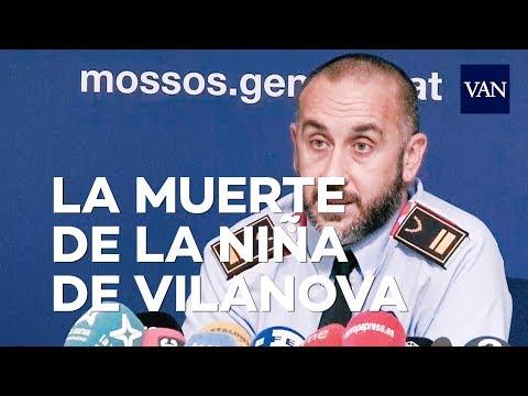 La hipótesis de la muerte de la niña de 13 años de Vilanova i la Geltrú