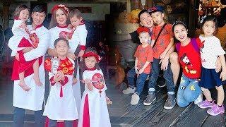 Hé lộ những gia đình sao Việt đông con nhất Showbiz khiến ai biết SỐ LƯỢNG cũng CHOÁNG!