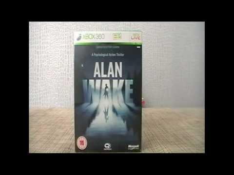 Обзор Коллекционного Издания Alan Wake