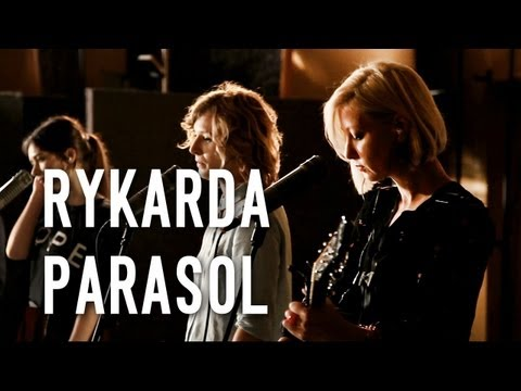 "Rykarda Parasol ""the Cloak Of Comedy   Otwarta Scena Live video"