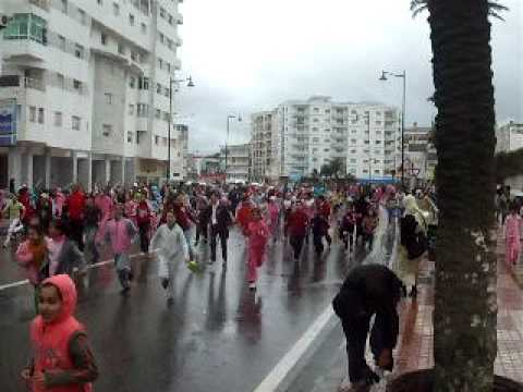 Carrera Popular de TETOUAN (2009)