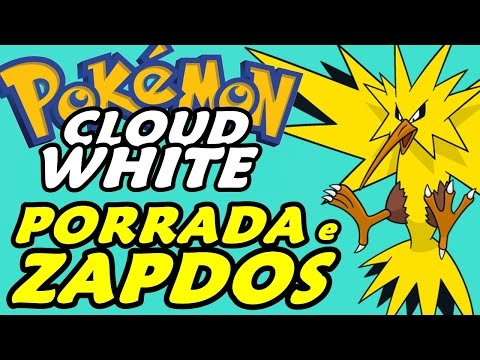 Pokémon Cloud White (Detonado - Parte 61) - Power Plant e Zapdos