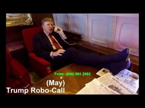 Trump Robo-Call May 2016 (Liberty Action Group PAC)