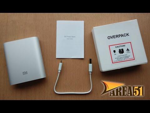 Xiaomi Mi Power Bank 10400 mAh : Unboxing India