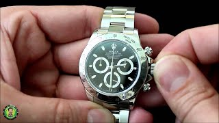 How to Wind a Rolex Watch and Set the Time & Date – Submariner, Datejust II, Daytona & GMT Master II
