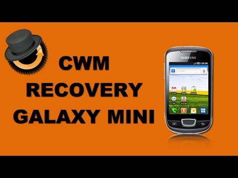 Instalar CWM Recovery en Samsung Galaxy Mini