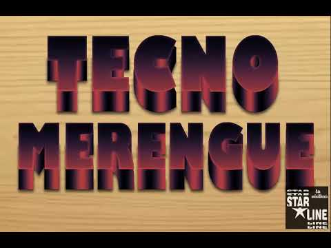 Tecno Merengue (MERENGUE DE LOS 90'S)