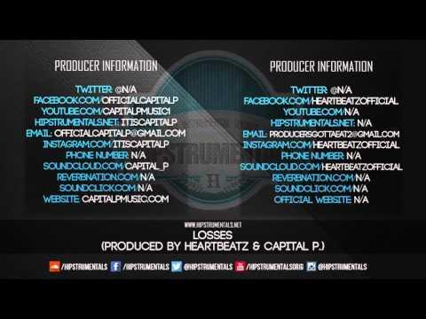 *BEAT* Losses (Prod. By Heartbeatz & Captial P.) [Hipstrumentals.net]