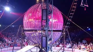 Great Moscow Circus Motorbikes Stunt (Montecasino)