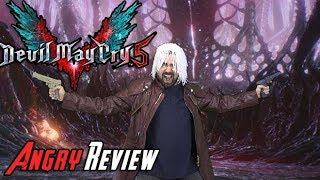 Devil May Cry 5 Angry Review