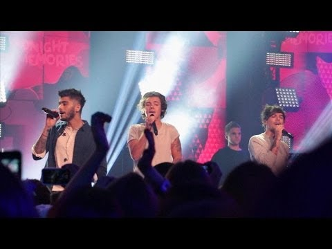 One Direction launches Midnight Memories with awesome launch party
