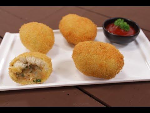 Bread Vermicelli Patti | Recipes Under 15 Minutes | Chef Jaaie | Sanjeev Kapoor Khazana