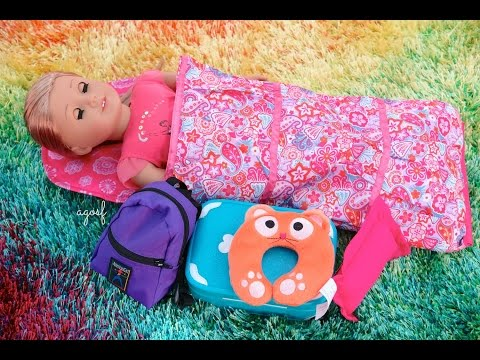 How To Travel With Your American Girl Doll ~ Three Night Hotel Vacation Stay