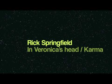 Rick Springfield - IN veRonicA