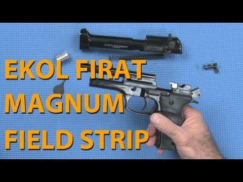 EKOL FIRAT MAGNUM - FIELD STRIP