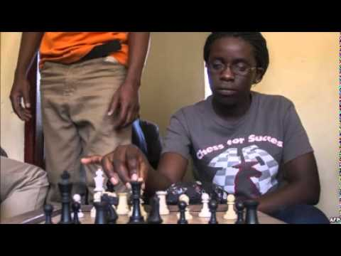 Film Sparks New Popularity for Chess in Uganda