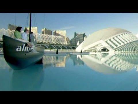 Spagna. Valencia, Vedute: un percorso attraverso la città
