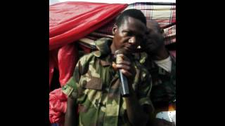 Nigerian army band