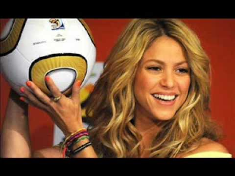 Saminamina Eh Eh Waka Waka By Shakira Lyrics video