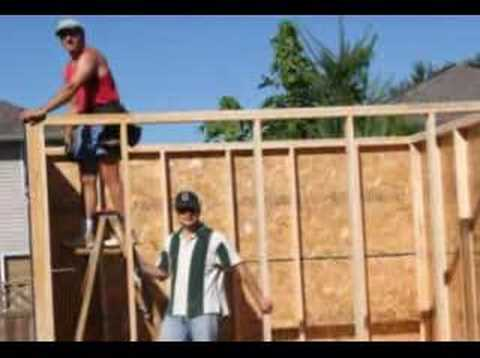Backyard builders