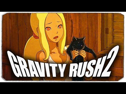 Gravity Rush 2: ПЕРВЫЙ ВЗГЛЯД