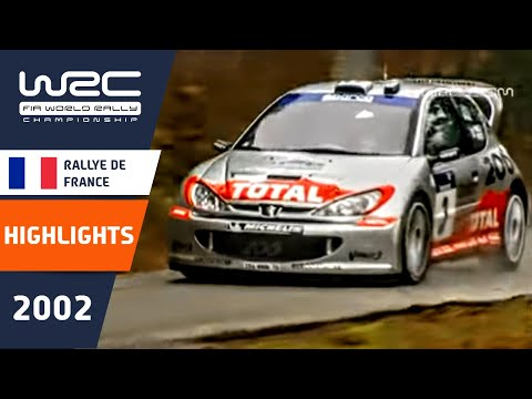 WRC Daily Highlights: Corsica 2002 Day 2: 26 Minutes