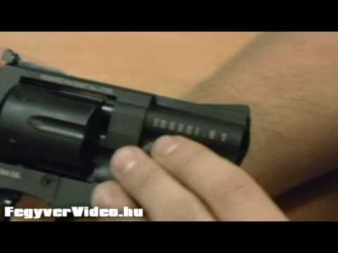 Zoraki R1 GG - FegyverVideo.hu