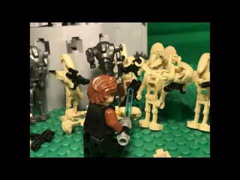 Lego Star Wars Секретные Планы (Анимационный Мультфильм)