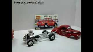 Willys Drag Coupe Final Update
