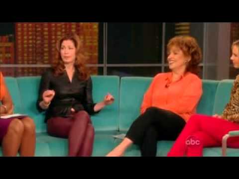 Dana Delany on The View