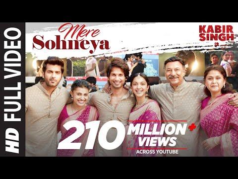 Download Lagu  Full Song: Mere Sohneya   Kabir Singh   Shahid K, Kiara A, Sandeep V   Sachet - Parampara   Irshad K Mp3 Free