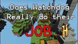 USING HACKS TO SEE IF HYPIXEL WATCHDOG DOES THEIR JOB! (Don't Try this!)