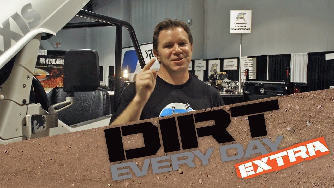 What is Dirt Every Day Extra?