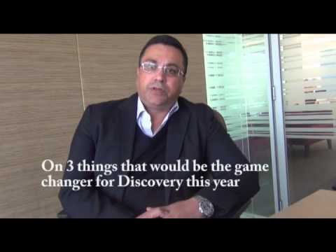 Rahul Johri, EVP and GM South Asia, Discovery Networks Asia Pacific