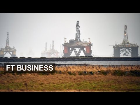 North Sea hit by fall in oil price    FT Business