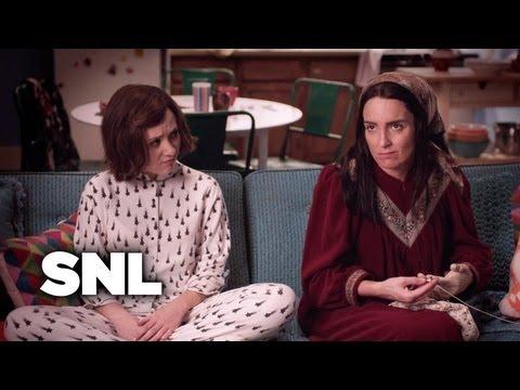 Girls Meet Blerta - SNL