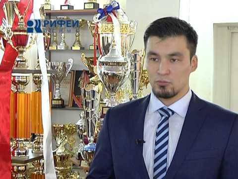 Чемпион Японии по киокусинкай