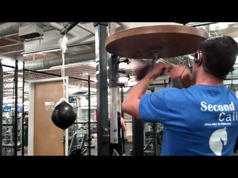Speed Bag Scissorhands   Boxing Workout 2014 Image 1