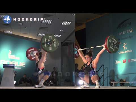 Mary Peck (63) - 90/112/202 @ 2015 Arnold