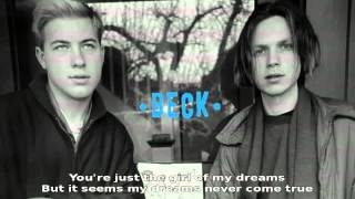 Watch Beck Girl Dreams video