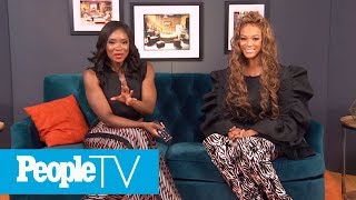 Appearing On 'All That' Was A No-Brainer For Tyra Banks | PeopleTV