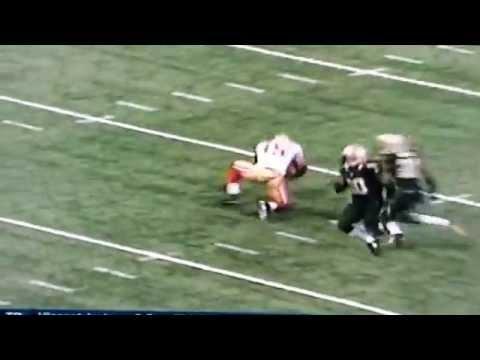 11-09-2014 Colin Kaepernick to Michael Crabtree on 4th & 10 vs Saints for a 51 yard Bomb! #BTSE