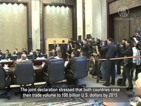 Critics Question China-Russia Joint Declaration