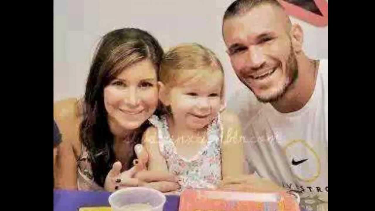 Randy Orton Family  Randy Orton And His Sister