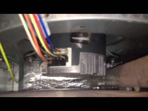 Hvac ac blower not working troubleshooting fan control for Furnace blower motor troubleshooting