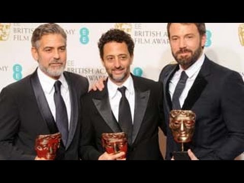 BAFTA 2013: Winning moments! Argo wins Best Film
