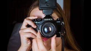 Mis inicios en la FOTOGRAFÍA ANALÓGICA